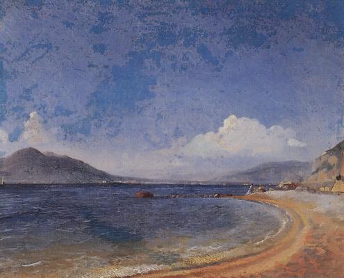 Nikolai Nikolaevich Ge. Bay. Vico