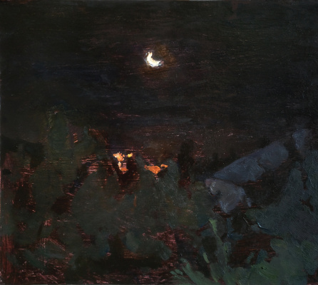 Samir Rakhmanov. Night in Mardakan