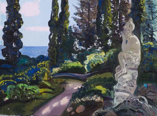 Alexander Sergeevich Krivonos. Satyr
