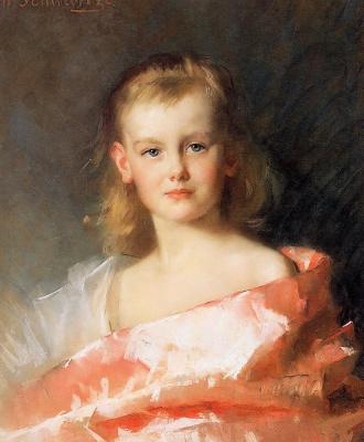 Тереза Шварц. Принцесса