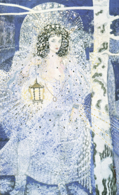 Victor Ivanovich Zaretsky. Winter fairy