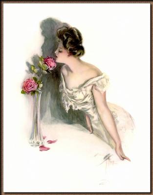 Харрисон Фишер. Любимые розы