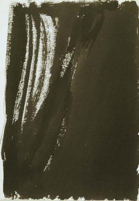 Barnett Newman. Untitled