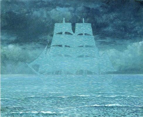 René Magritte. Seducer