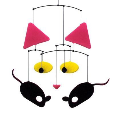 Александр Колдер. Кот и мыши