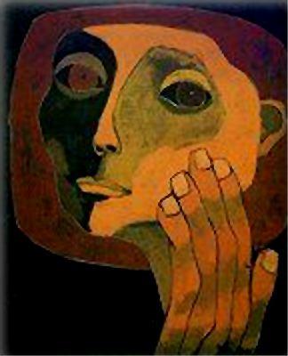 Освальдо Гуаясамин. Портрет 26
