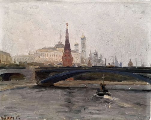Gordon Meerovich Grigory (1909 - 1995). Kremlin