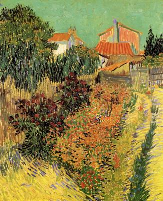 Vincent van Gogh. Garden