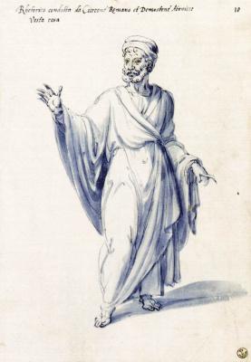Джузеппе Арчимбольдо. Аллегория Риторики