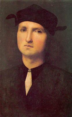 Пьетро Ваннуччи. Портрет