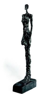 Alberto Giacometti. Venetian IV