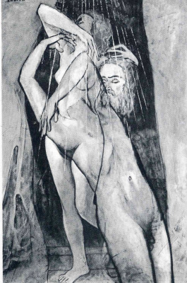 Francis Picabia. Two Nudes