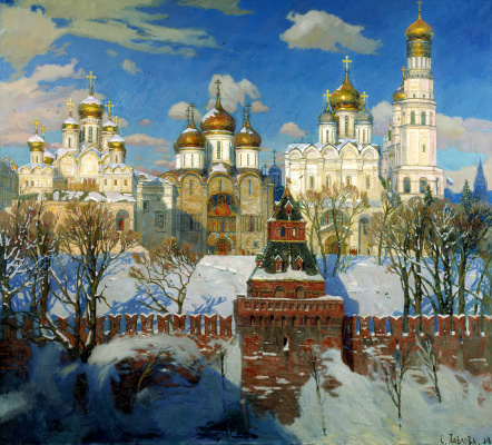 Oksana Pavlova. The Heart Of Russia