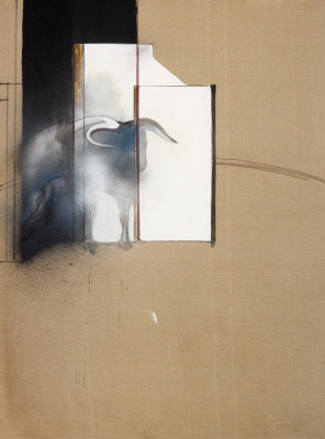 Francis Bacon. Sketch of a bull