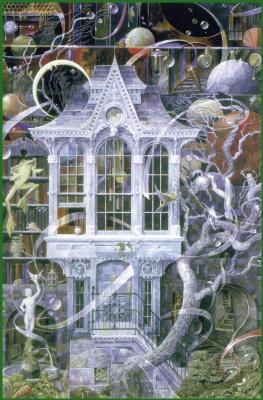 Daniel merriam. The House Of Knowledge