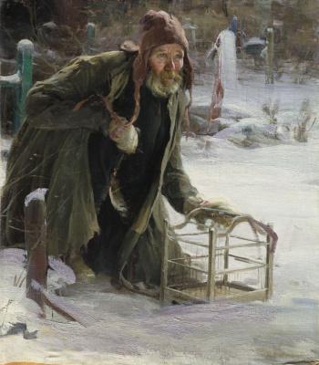 Abram Arkhipov. Birdies