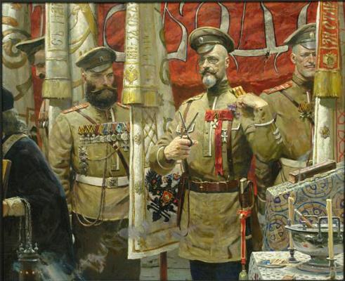 Pavel Viktorovich Ryzhenko. Renunciation