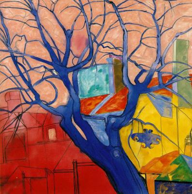 Рональд Китадж. Дерево