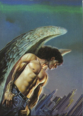 Boris Vallejo (Valeggio). He has wings