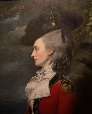 John Singleton Copley. Portrait of Mrs. John Montresor