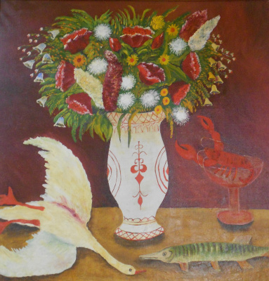 Vasily Vasilyevich Grigoryev. Swan, Cancer and Pike