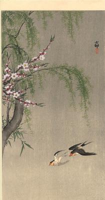 Охара Косон. Птицы 83