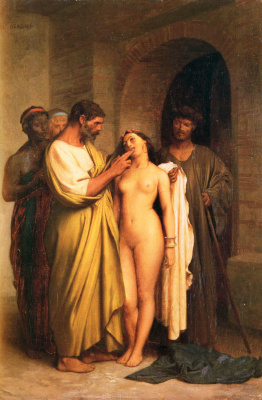Жан-Леон Жером. Покупка рабыни