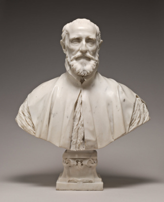 Gian Lorenzo Bernini. Bust Of Francesco Barberini
