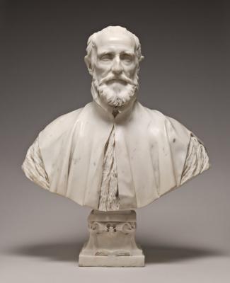 Gian Lorenzo Bernini. Bust Of Francesco Barberini