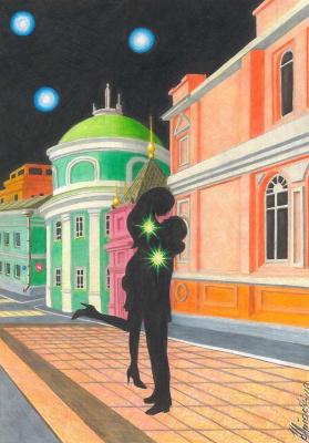 Константин Александрович Токарев. Зеленый