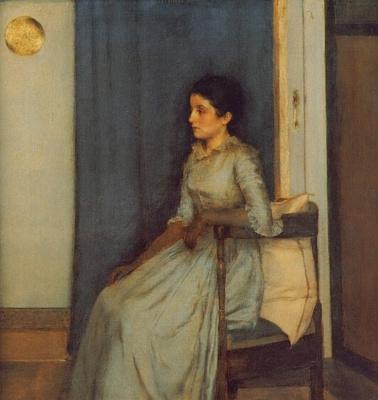 Portrait of Marie Monn
