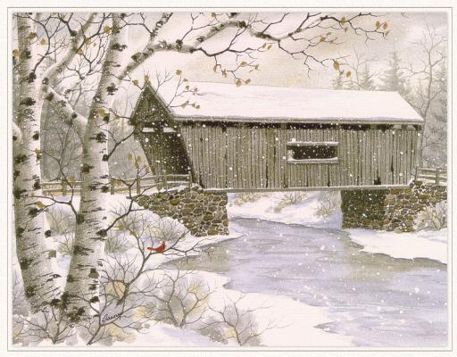 Кэти Гласнап. Снежный поток