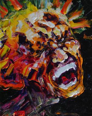 Alexander Ocher Kandinsky-DAE. Pain