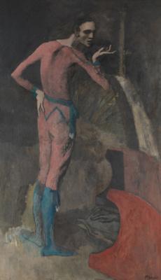 Pablo Picasso. Actor