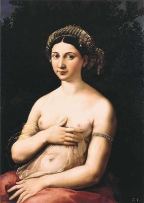 Raphael Sanzio. Fornarina