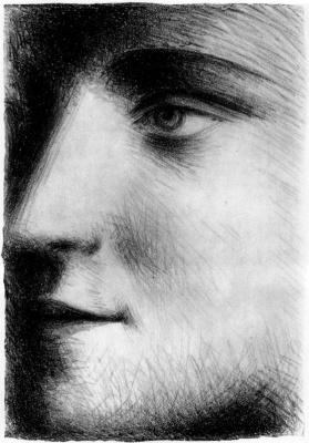 Pablo Picasso. The Face Of Marie-Thérèse
