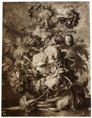 Ян ван Хейсум. Букет цветов