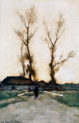 Jan Hendrik Weissenbrook. Autumn
