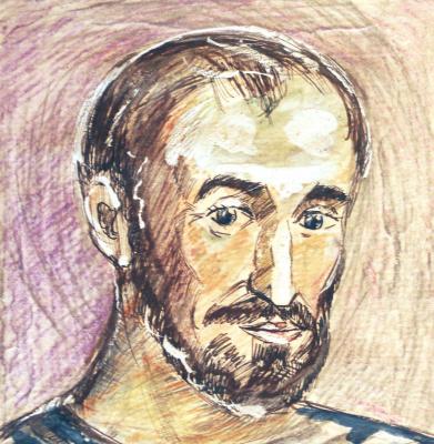 Natalia Evgenievna Vasilyeva. Portrait of Michael