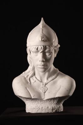 Филипп Фаро. Портретная скульптура 32