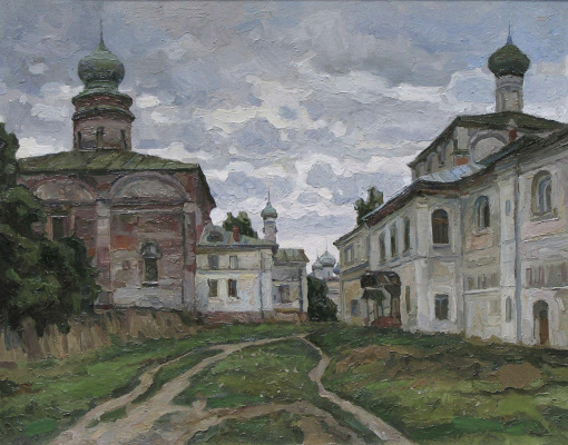 Oleg Borisovich Zakharov. All day in Borisogleb