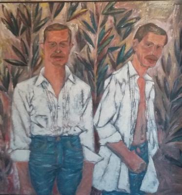Nikolay Zverev. Twins