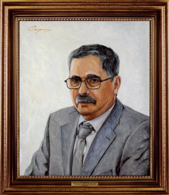 Портрет генерала Михаила Лейбмана