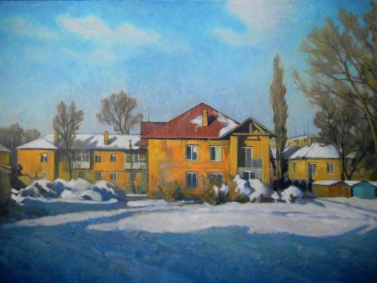 Александр Владимирович Кусенко. March