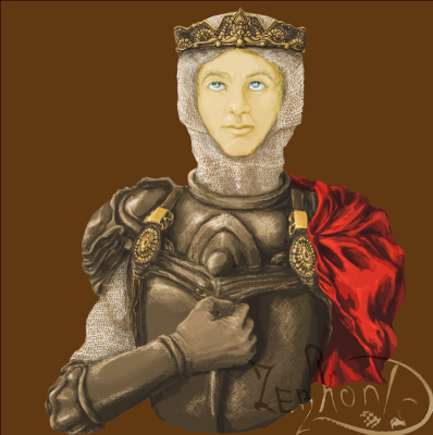 Дарья Жеребятьева. Монарх