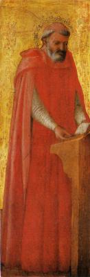 Tommaso Masaccio. Saint Jerome of Stridon