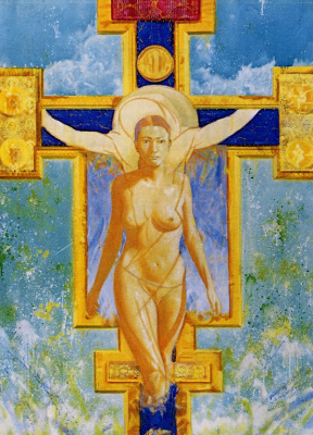 Бернард Паке. Крест