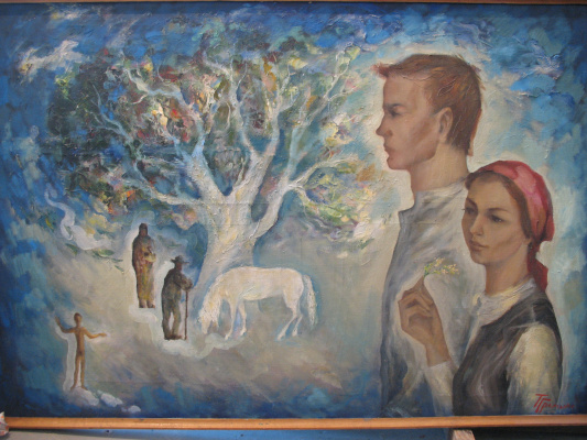 Tatyana Matveyevna Gromyko. The tree of life.
