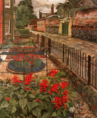 Stanley Spencer. Beds