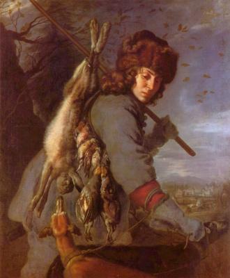 Joachim von Zandrart. November